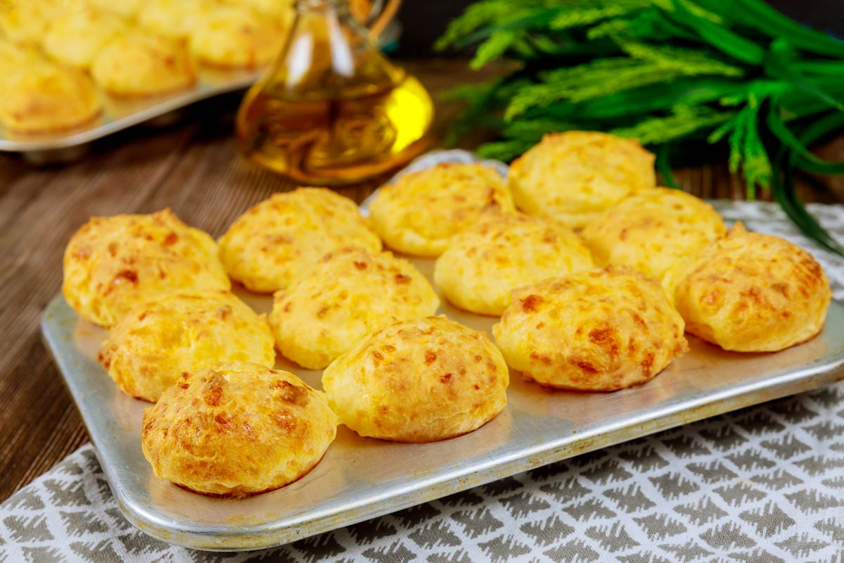 pao de queijo light saudavel