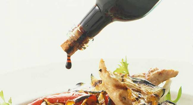 Vinagre balsâmico