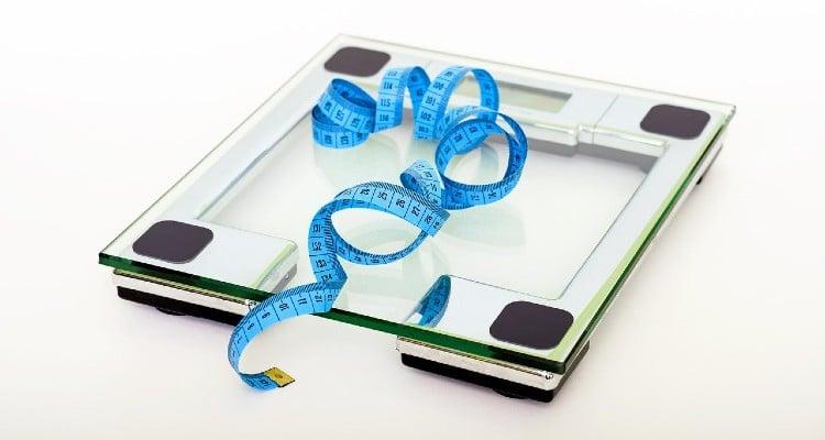 Balança gordura x músculo