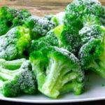 Como Congelar Brócolis?
