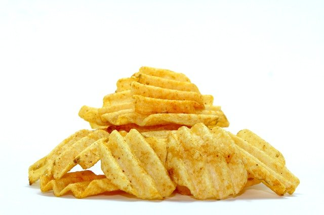 Salgadinhos chips