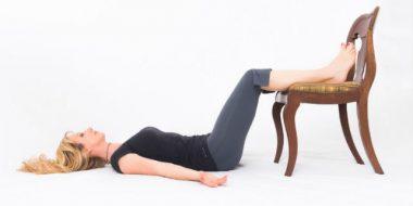 7 Exercícios na Cadeira para Emagrecer e Tonificar
