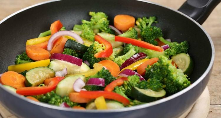 Legumes saudáveis