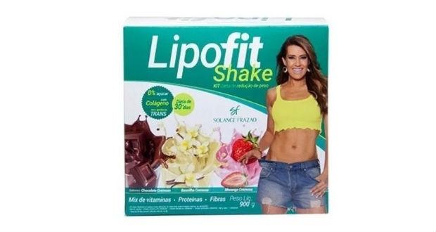Lipofit shake