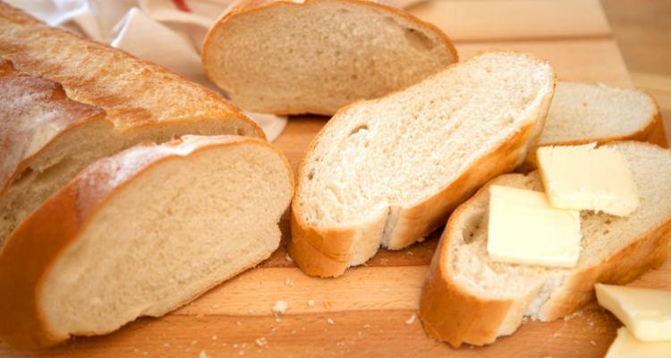 Pão low carb com gama xantana