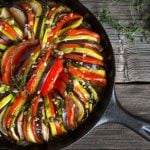6 Receitas de Ratatouille Low Carb