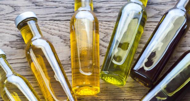 Tipos de azeite
