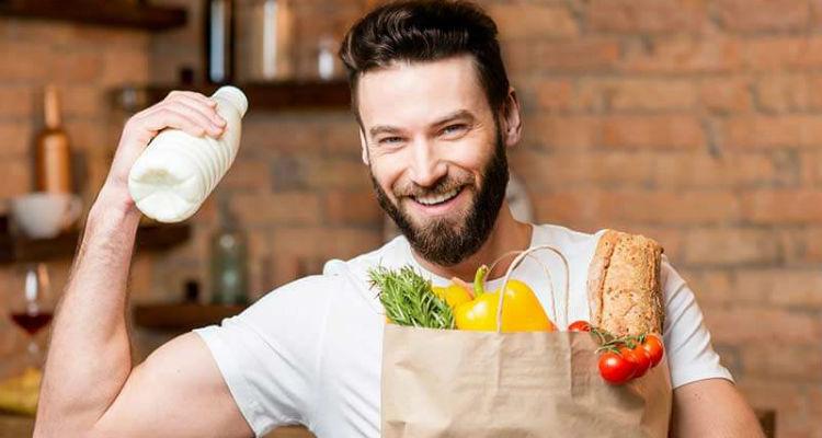 Alimentos baratos para massa muscular