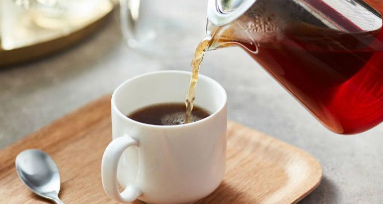 Chá para infecção intestinal