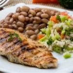 Cardápio Para Dieta de 1100 Calorias Por Dia