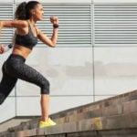 8 Exercícios na Escada para Emagrecer e Tonificar