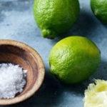 Limão com sal faz mal?