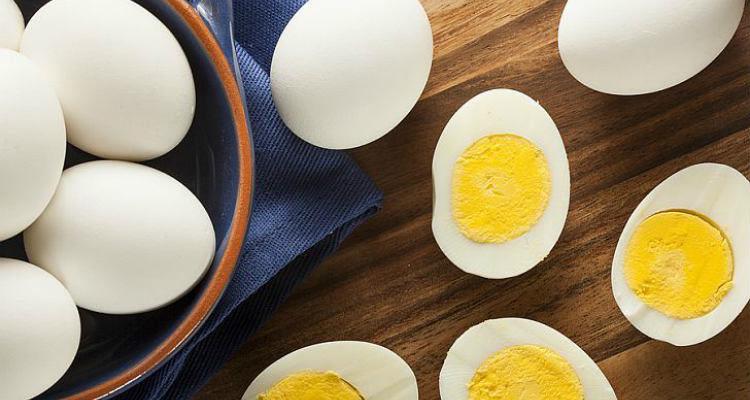 Ovos para lanche