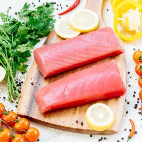 filet de atum capa