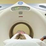 Exame de cintilografia renal