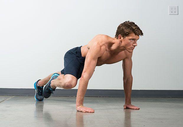 10 ejercicios de Crossfit para hacer en casa 10