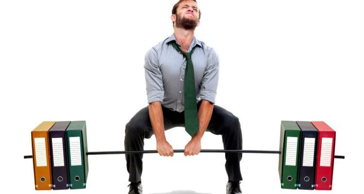 Exercícios e trabalho