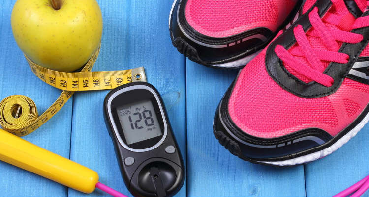 Exercícios para diabetes