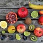 12 Melhores Frutas para Memória