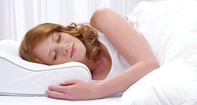 Grávida dormindo
