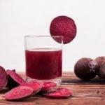 Receita de suco detox de beterraba bom para o fígado