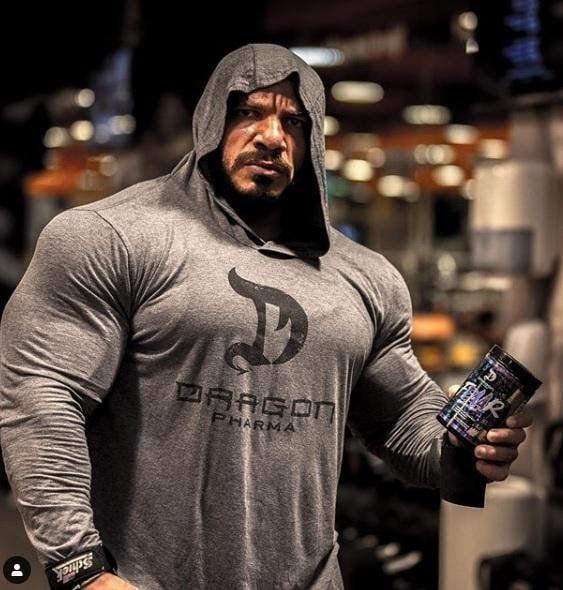Big Ramy Bodybuilder - Dieta, entrenamiento, medidas, fotos y videos 6