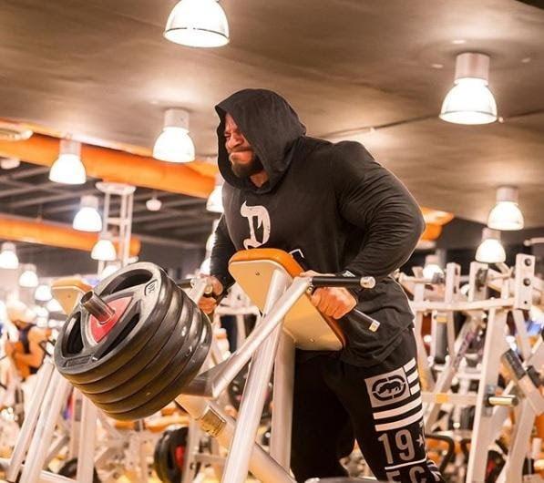 Big Ramy Bodybuilder - Dieta, entrenamiento, medidas, fotos y videos 8