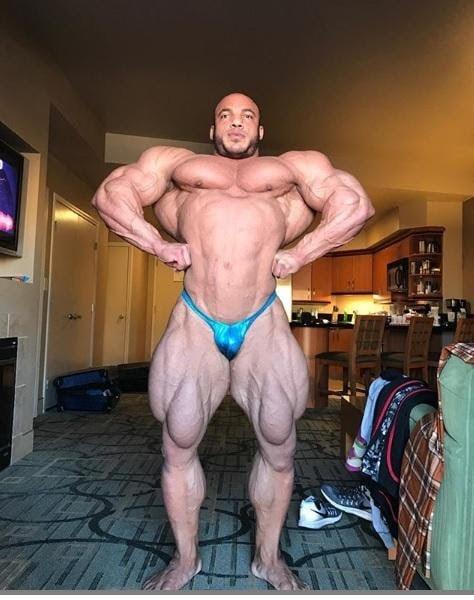 Big Ramy Bodybuilder - Dieta, entrenamiento, medidas, fotos y videos 2