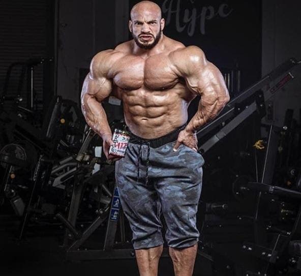 Big Ramy Bodybuilder - Dieta, entrenamiento, medidas, fotos y videos 4