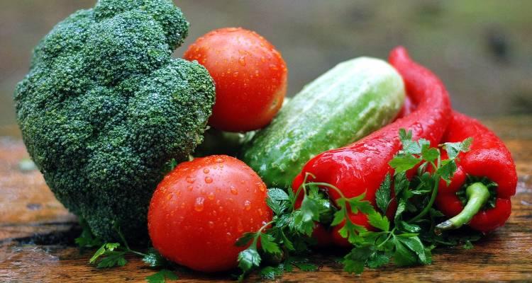 Vegetais low carb