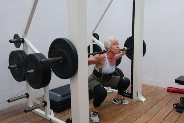 Grandma Fitness, que perdió más de 28 kg a los 73 años, demuestra que nunca es tarde para comenzar 6