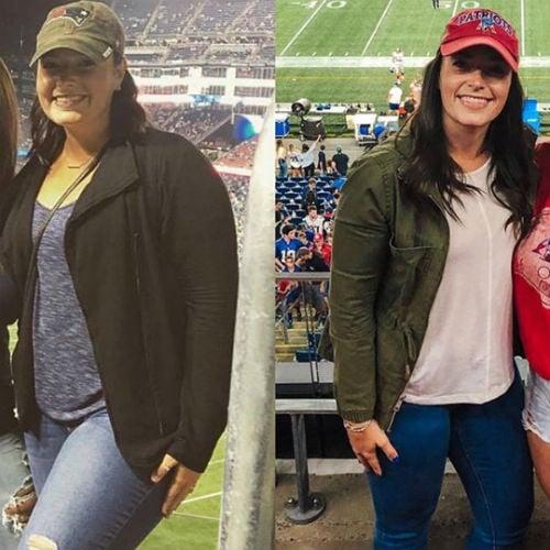 Cómo perdió más de 27 kg con una dieta baja en carbohidratos y crossfit y cambió su relación con la comida 2