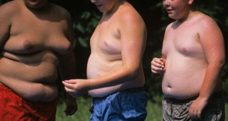 Adolescentes obesos