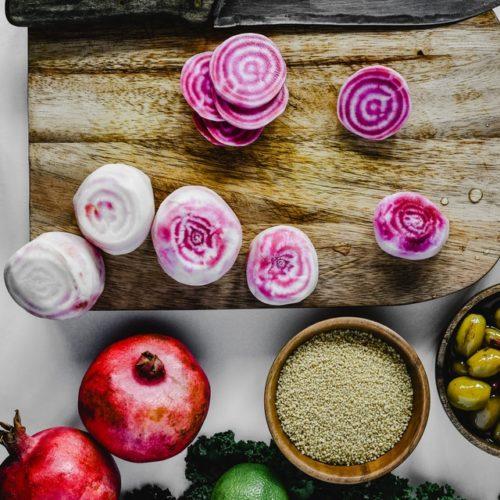 Alimentos contra câncer