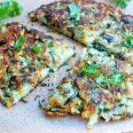 Receita de batata rosti fit com chia saudável e delicioso