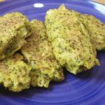 Receita Surpreendente e Deliciosa que Emagrece - Bolinho de Brócolis com Aveia