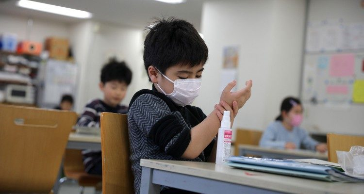 Coronavírus para crianças