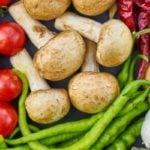 Dieta com vegetais
