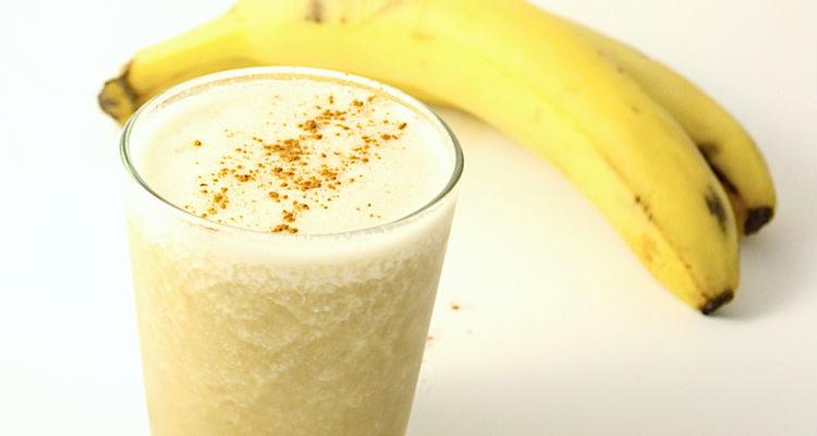 Leite de banana