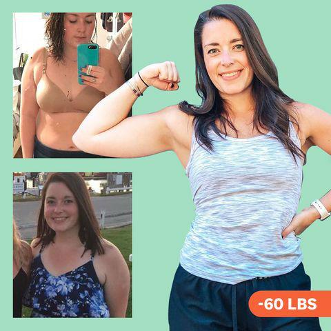 Cómo perdió más de 27 kg con una dieta baja en carbohidratos y crossfit y cambió su relación con la comida 4