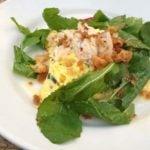 Receita de omelete com repolho saudável e nutritivo