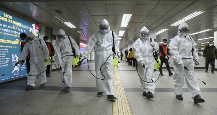 Pandemia coronavírus