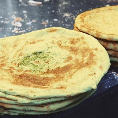 pita pao arabe pao sirio de cenoura