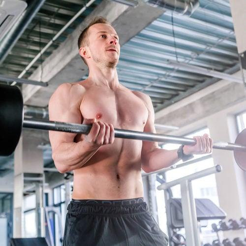 rosca bíceps direta