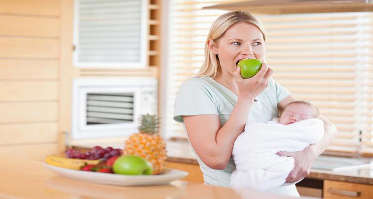 6 Dieta Pós-Parto - O Que Comer em Cada Etapa