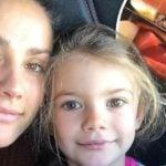 Ex-Miss é Criticada Pela Quantidade de Alimento Colocada na Lancheira da Filha