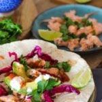 7 Receitas de Wrap de Salmão - Light e Saudável