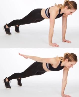 Cómo entrenar en casa sin equipo: 9 mejores ejercicios 2