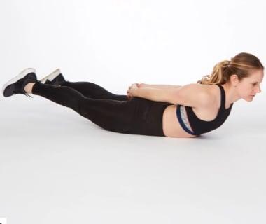 Cómo entrenar en casa sin equipo: 9 mejores ejercicios 6