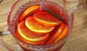 Água flavorizada de hibisco -Passo 3